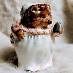 Beatrix Potter's Mrs Tiggy Winkle Beswick England